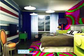 100 Pop Art Interior Apartment