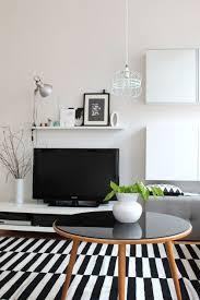 black white tags schwarz ikea wohnzimmer weiß