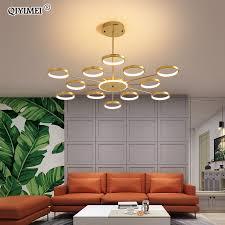 neue wohnzimmer leuchtet moderne kronleuchter beleuchtung für esszimmer schlafzimmer schwarz gold led leuchte hintergrundbeleuchtung basis ladari