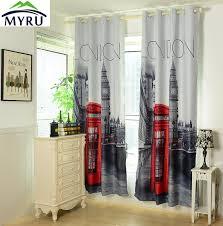 chambre pas cher londres myru 1 4x2 6 m 3d britannique rideaux pas cher chambre rideaux