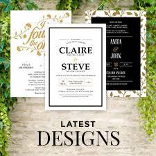 Wedding Invitations Cards Australia