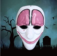 Payday 2 Halloween Masks by Payday 2 Halloween