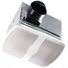 Nutone Bathroom Fan Replace Light Bulb by Nutone 50 Cfm Ceiling Bathroom Exhaust Fan With Light 763rln The