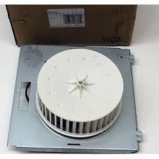 Nutone Bathroom Fan Motor by Sgr1321 S97017708 Broan Nutone Bath Fan Vent Motor Asm For 671rb
