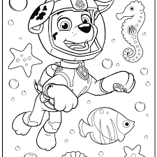 Medquit » Paw Patrol Vehicles Coloring Pages Best Of Best Paw Patrol ...