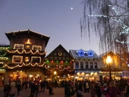Leavenworth Tree Lighting Festival Christmas in Bavaria
