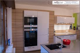 cuisine blanche et plan de travail bois photos de cuisines réalisées sur mesures et installées sur nancy