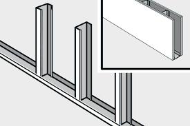 trennwand bauen anleitung hornbach