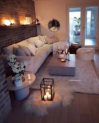 42 cozy and practical decoration ideas for small living