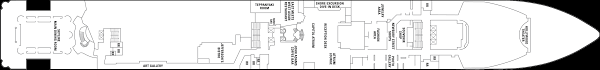 Norwegian Jewel Deck Plan 5 by Just Cruise Cruise Ship