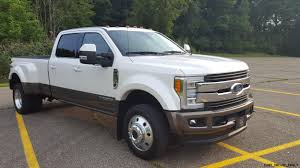 Road Test Review - 2017 Ford F-450 King Ranch Super Duty - By Carl ...