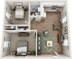 bedroom one bedroom apartments in murfreesboro tn design