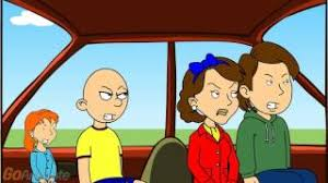 Caillou Pees In The Bathtub by Hmongbuy Net Caillou Throws Rosie In The Oven Assaulted
