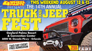 Orlando Truck Fest This Weekend - YouTube