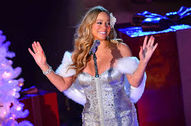 Rockefeller Christmas Tree Lighting Mariah Carey by Mariah Carey And My Chemical Romance Mash Up U0027welcome To The