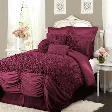 Lush Decor Belle 4 Piece Comforter Set by Lush Comforter Set Fiesta Decoration