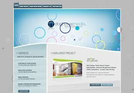 dhmedia Categorized website design inspiration and modern