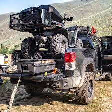 Secure Truck Gun Storage And Organizers For Your Hunt | DECKED