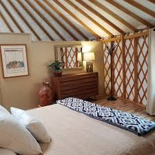 100 Wildcat Ridge The Yurts At Farm Added A The Yurts At