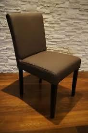 details zu braun echtleder stuhl 100 echt leder stühle esszimmer lederstühle rindsleder