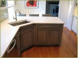 Lower Corner Kitchen Cabinet Ideas by Corner Kitchen Sink Cabinet Hbe Kitchen