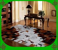 2018 Free Shipping 100 Natural Genuine Cowhide Pvc Plastic Carpet Roll