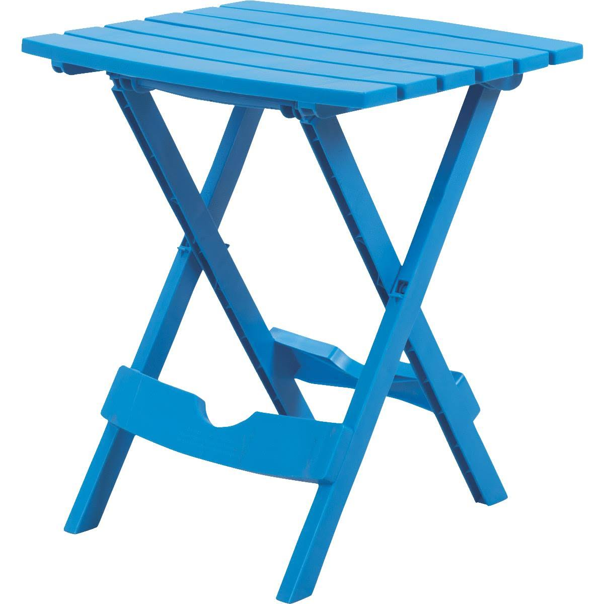 Adams Pool Blu Quik Fold Table 8510-21-3734