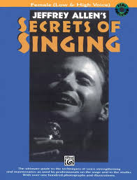 Secrets Of Singing Female Low High Voice Book 2 CDs Jeffrey Allen