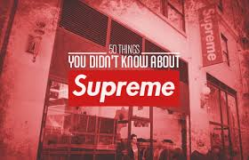 Few Brands Are As Polarizing Supreme Either You Love It Or Hate But Since Was Founded By James Jebbia In 1994 The Brand Has Amassed A