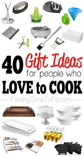 40 Kitchen Gifts and Gad s Finding Time To Fly