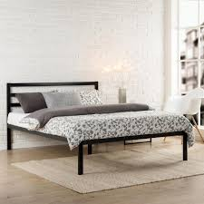 Platform Bed Frames by Zinus Modern Studio Black King Platform Bed Hd Asmph 15k The