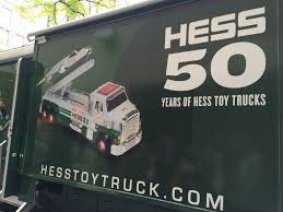 Hess Toy Truck Mobile Museum - The Mama Maven Blog