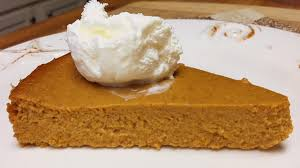 Pumpkin Desserts Easy Healthy by Easy Healthy Crustless Pumpkin Pie Youtube
