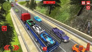 100 Trailer Truck Games Offroad Car Transporter 2018 10 APK Download