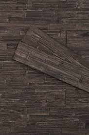 mywoodwall 3d wandverkleidung holz schwarz inkl