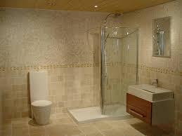 Beige Bathroom Design Ideas by White Wall With Floor And Gray Ideas Rukle Toilet Also Wooden