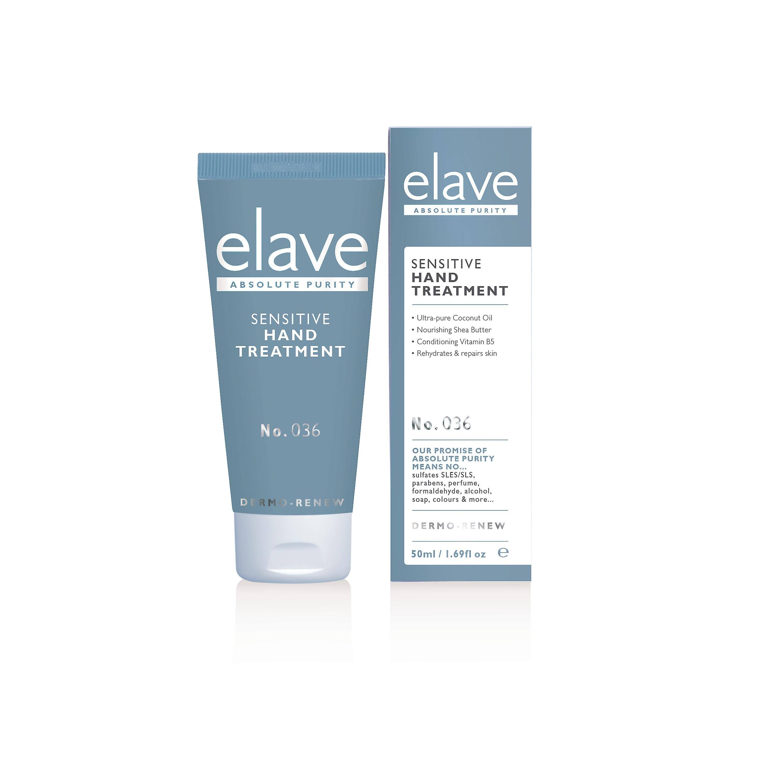 Elave Sensitive Hand Treatment