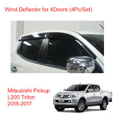 Wind Deflector Weather Shield 4Door For Mitsubishi Pickup L200 ... Volkswagen T5 Dark Smoked Wind Deflectors Direct 4x4 Air Deflector Widecab 1200mm Height Airplex Auto Accsories Genuine Toyota Rav4 Hybrid 102015 Onwards Ud Trucks Images Denali Wind Deflector Silverado Gmc Deflectors Four Wheel Camper Discussions Wander The West Winddeflectors Dga 2017 Z900 Abs Chevrolet Orlando Set 5 Door 4 Pieces Stampede Tapeonz Sidewind Isuzu Commercial Vehicles Low Cab Forward Otter Valley Railroad Model Trains Aylmer Ontario Canada Ho
