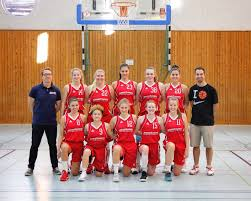1 Damen Ahrensburger TSV Basketball
