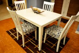 Target Dining Room Chair Cushions by Plastic Leather Ladder Beige Nailhead Seat Cushions For Kitchen