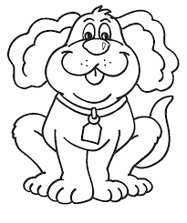 Printable Animal Coloring Pages 9