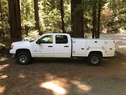 GMC Utility Truck - Service Truck Trucks For Sale