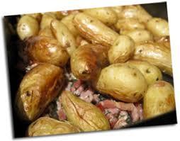 cuisiner des pommes de terre ratte pommes de terre rattes au four cookismo recettes saines faciles