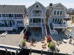 Wharfside Patio Bar Point Pleasant by Waterfront New Home 1 Block To The Beach Vrbo
