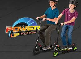 Power Up Your Ride Cool And Zippy Electric Powered Scooters