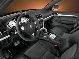 Porsche Cayenne S Transsyberia Interior x Wallpaper