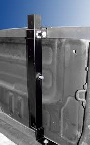 100 Truck Pipe Rack Black Removable Ladder Texas S