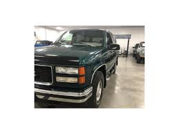 1995 GMC Yukon For Sale   ClassicCars.com   CC-1098719 2002 Gmc Yukon Slt 4x417787b Youtube Review 2015 Denali Xl Cadian Auto 2016 Overview Cargurus 2018 The Fast Lane Truck Capsule Truth About Cars 2 Door Tahoeblazeryukon If You Got One Show It Off Chevy Tahoe A Yacht A Brute Magnificent Ride Hennessey Hpe600 On Forgeline One Piece Forged Ultimate Black Edition Vehicles Pinterest Ford Expedition Vs Which Gets Better Mpg Quick Take Motor Trend