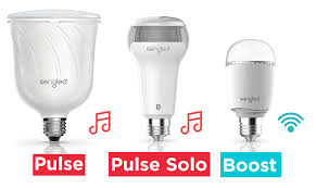 sengled snap led light bulb with integrated ip speaker