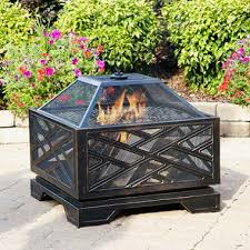 Sams Club Patio Set With Fire Pit by Pleasant Hearth Martin Extra Deep Fire Pit 26
